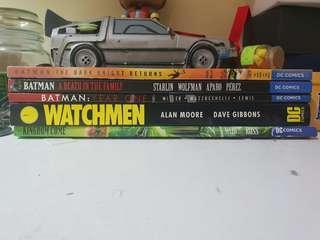 Assorted Comics