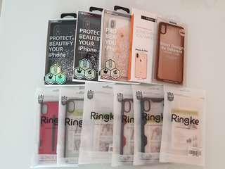 Dress your iPhone Xs Max (Spigen/Ringke/Switch Easy/Edivia)