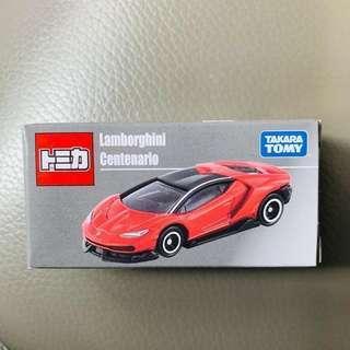 Tomica Lamborghini Centenario 林寶