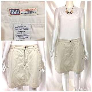 Authentic Faded Glory Skirt with shorts inside