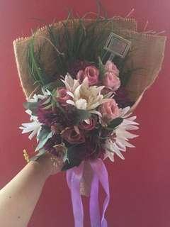 Flower bucket gift