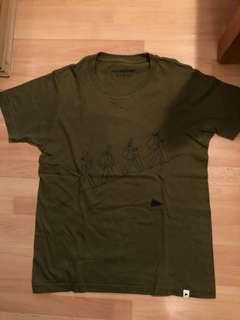 And wander T-Shirt 短袖衫