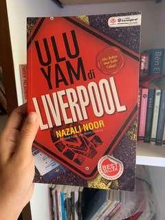 Ulu Yam di Liverpool - Nazali Noor