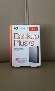 Seagate 4TB Portable usb Hdd