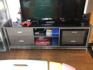 實惠實木電視櫃
