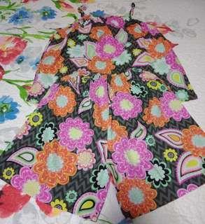 Women Floral Loungewear