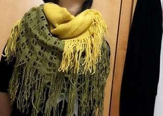 🚚 多功能圍巾,披肩