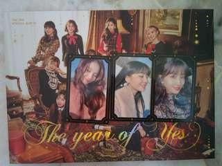 [WTS] The Year of Yes Photocard