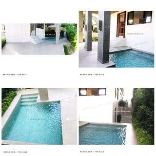 Brand New Alabang Hills Muntinlupa House and Lot For Sale with Pool