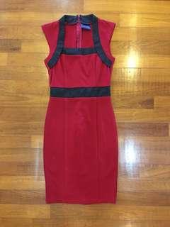 Divalicious red dress