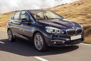Hybrid and Diesel Cars for Rental Leasing - BMW 216D Gran Tourer