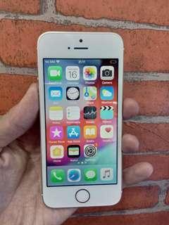 Iphone 5s 32gb second banyak bonusnya