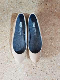 Dr Scholl's Memory Foam Cool Fit Flats