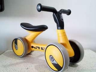 Luddy toddler learning bike ( used, but still good)