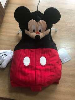 BNWT Disney Store's Mickey Mouse Costume 6-12 months