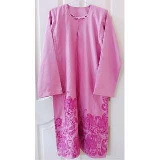 USED size M Baju Kurung Pahang