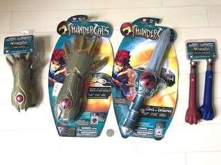 虎威戰士 thundercats 武器