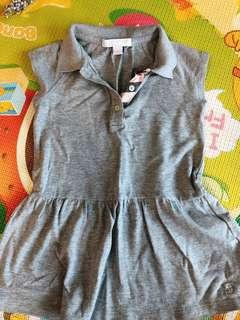 Burberry Polo dress 2Y