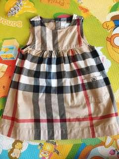 Burberry Classic Dress 18M