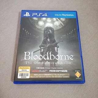 PS4 Bloodborne (The Old Hunter Edition)