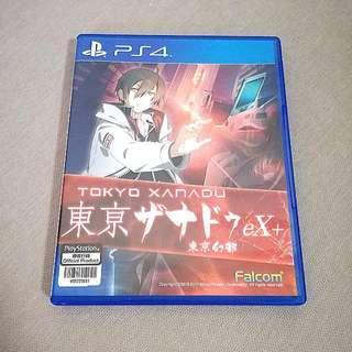 PS4 Tokyo Xanadu eX+ (Chinese Version)