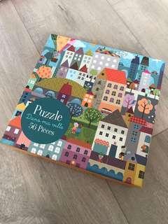 兒童砌圖 Puzzle 56片裝(購自歐洲)95%New