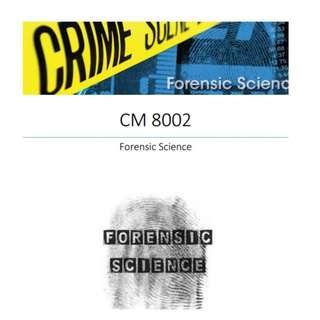 forensic notes | Books & Stationery | Carousell Singapore