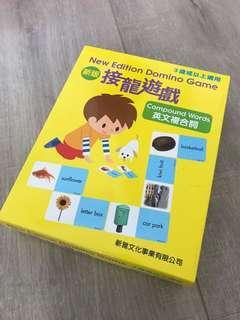 接龍遊戲,兒童學字