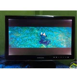 Samsung hdtv Tv Monitor 22 inch