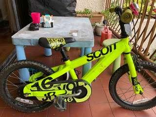 Kids Bike - well used but free