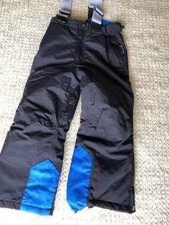 Boys ski trousers / salopette