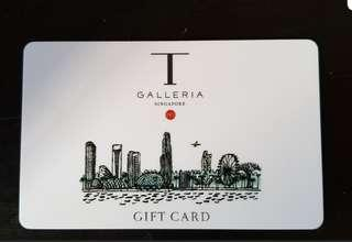 Gift card DFS