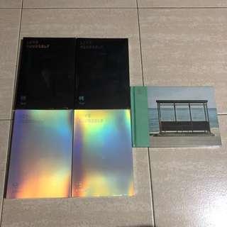 SEALED INSTOCKS BTS ALBUMS