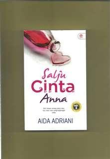 Malay Novel Salju Cinta Anna