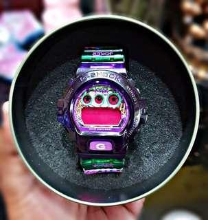 Custom Joker G-Shock Watch