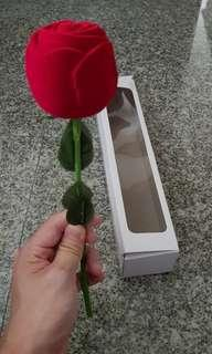 Citigems Rose Ring Box for proposal on valentine