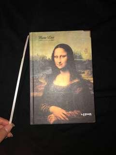 Mona Lisa Yearly+Monthly+Daily Planner