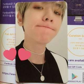 WTB Love Shot Baekhyun Love ver. pc