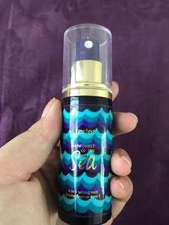 Tarte rain forest of the sea setting mist travel size