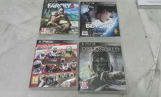 PS3 Far Cry combo