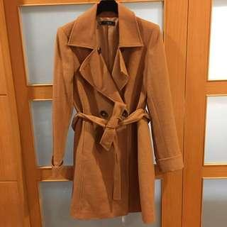 100% cashmere 羊絨大衣