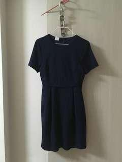 Size M TSW blue dress