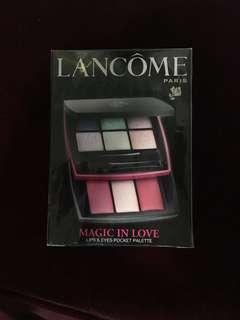 Lancôme lips & eyes pocket palette Lancome