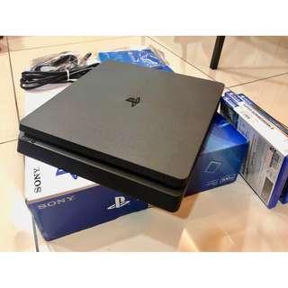 PS 4 PS4 Full Set (Like New ) Slim Model