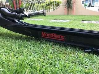 MontBlanc Bike Rack