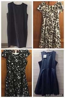 Size S dresses