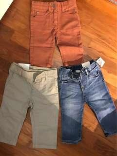 Brand New Gap And Stella McCartney pants