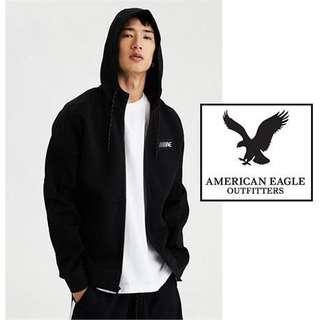 NEW AMERICAN EAGLE HOODIE MEN'S MED