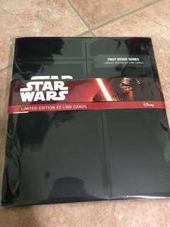 Star Wars EZ-Link cards