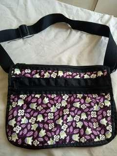 Purple Everyday bag
